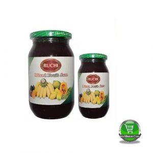Mixed Fruit Jam Ruchi