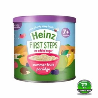 Heinz First Steps Summer Fruit Porridge