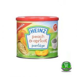 Heinz 4+ Months Peach & Apricot Porridge
