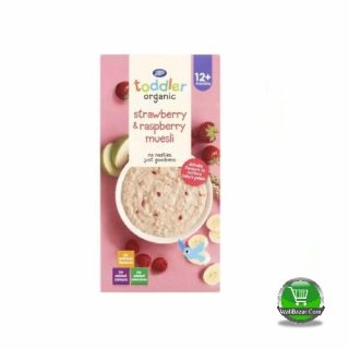 Boots Toddler Strawberry & Raspberry Muesli From