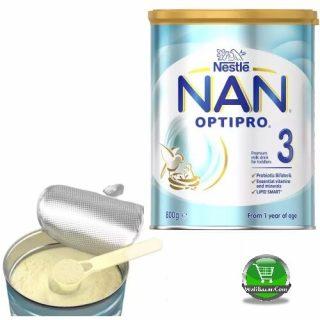 Nan Optipro 3 Toddler 12+ Months Milk Formula Powder