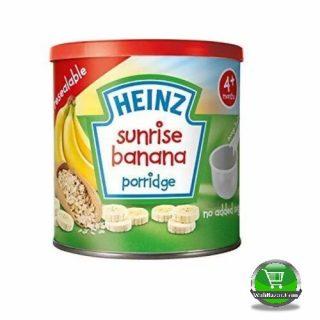 Heinz 4+ Months Sunrise Banana Porridge